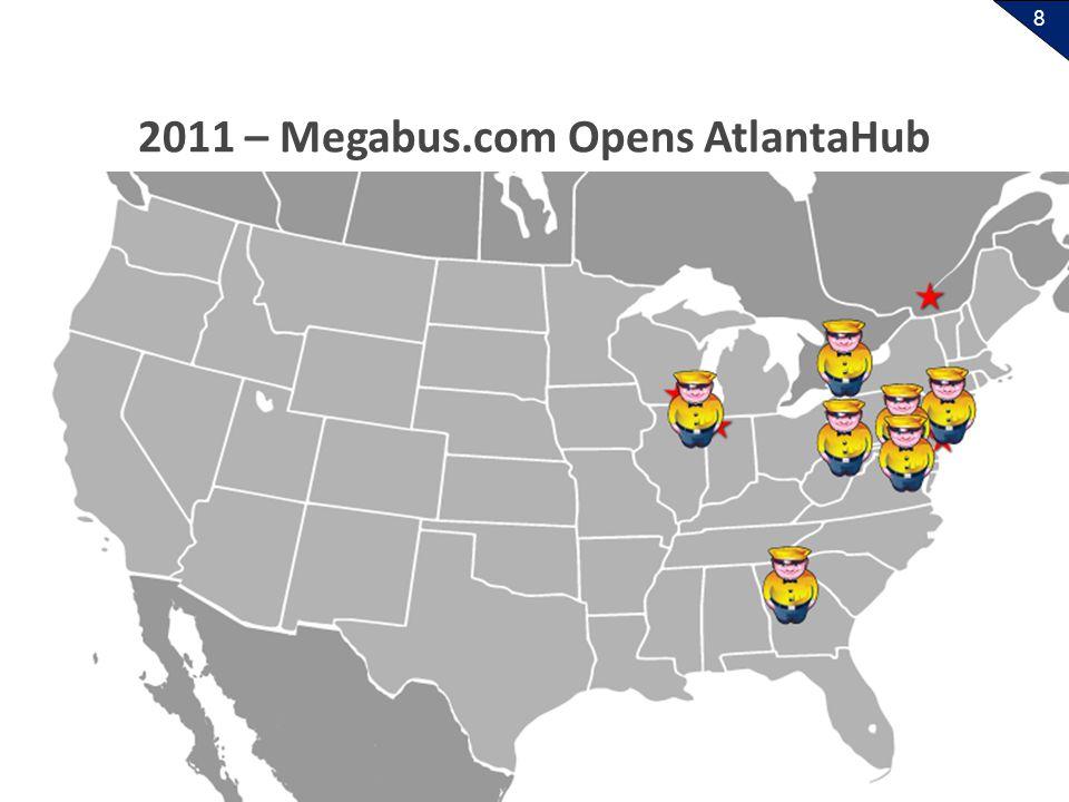 8 2011 – Megabus.com Opens AtlantaHub