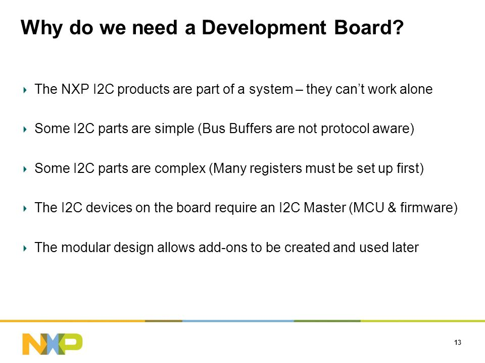 Why do we need a Development Board.