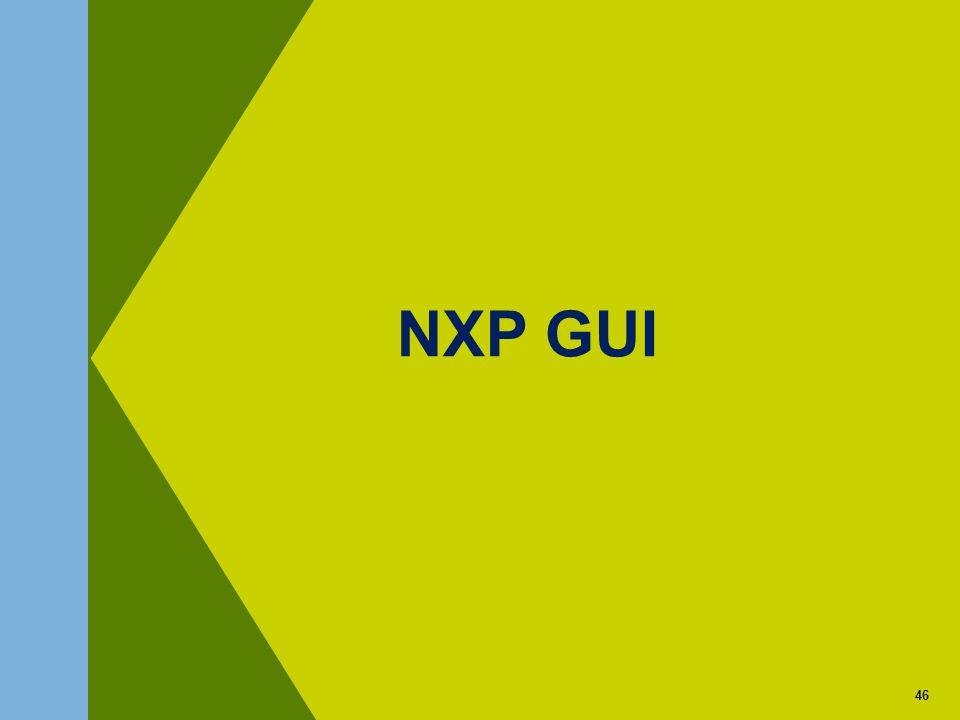 46 NXP GUI 46