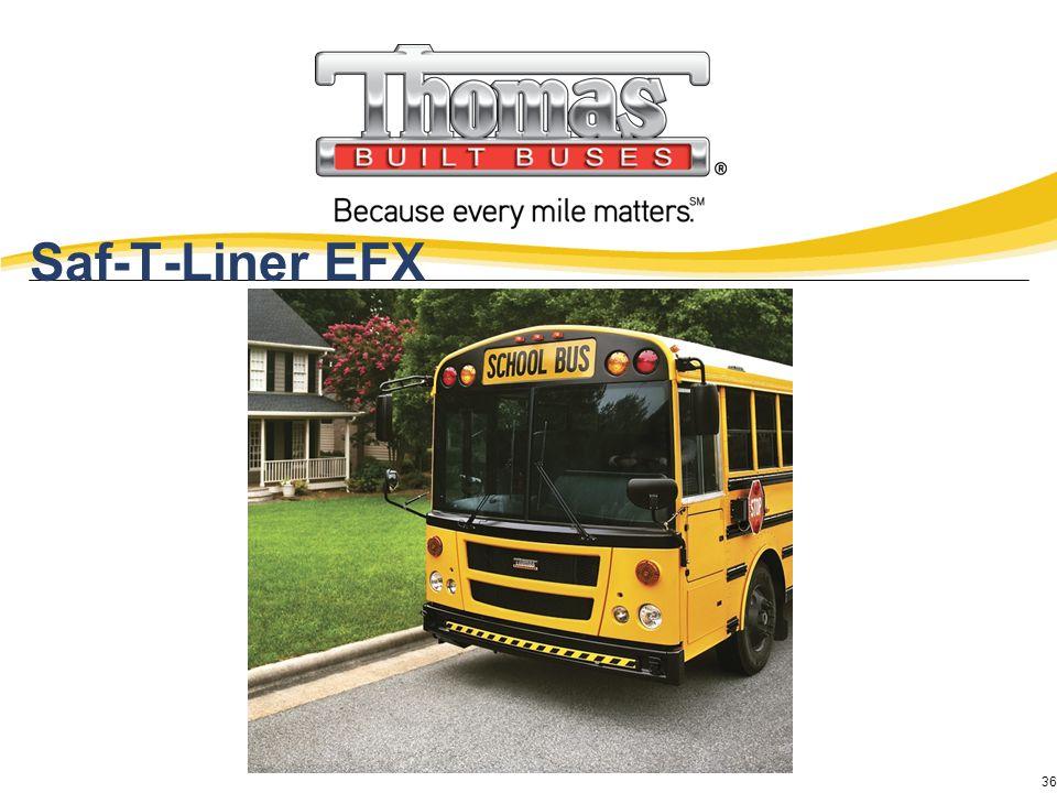 Saf-T-Liner EFX 36