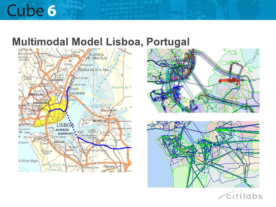 Multimodal Model Lisboa, Portugal