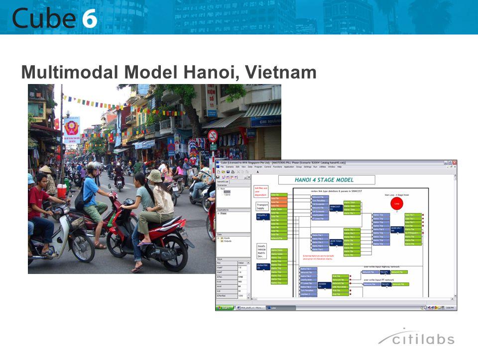 Multimodal Model Hanoi, Vietnam