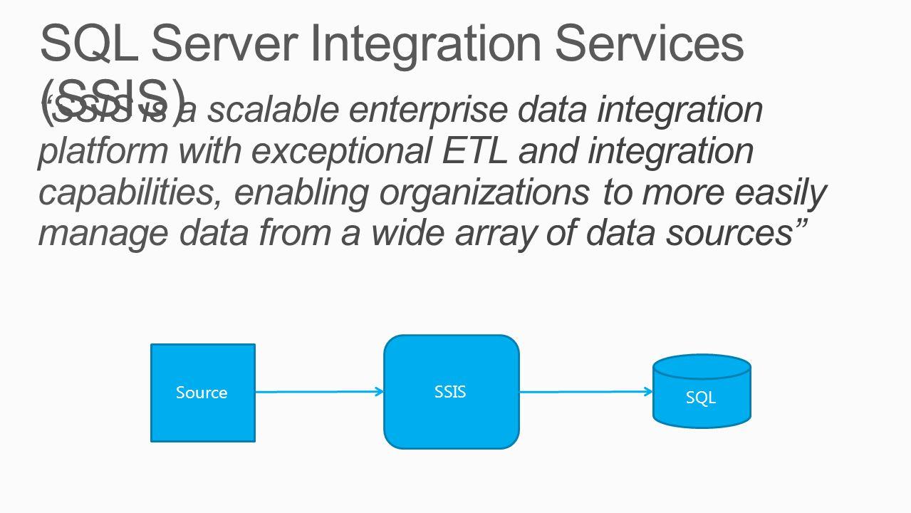 SSIS SQL Source