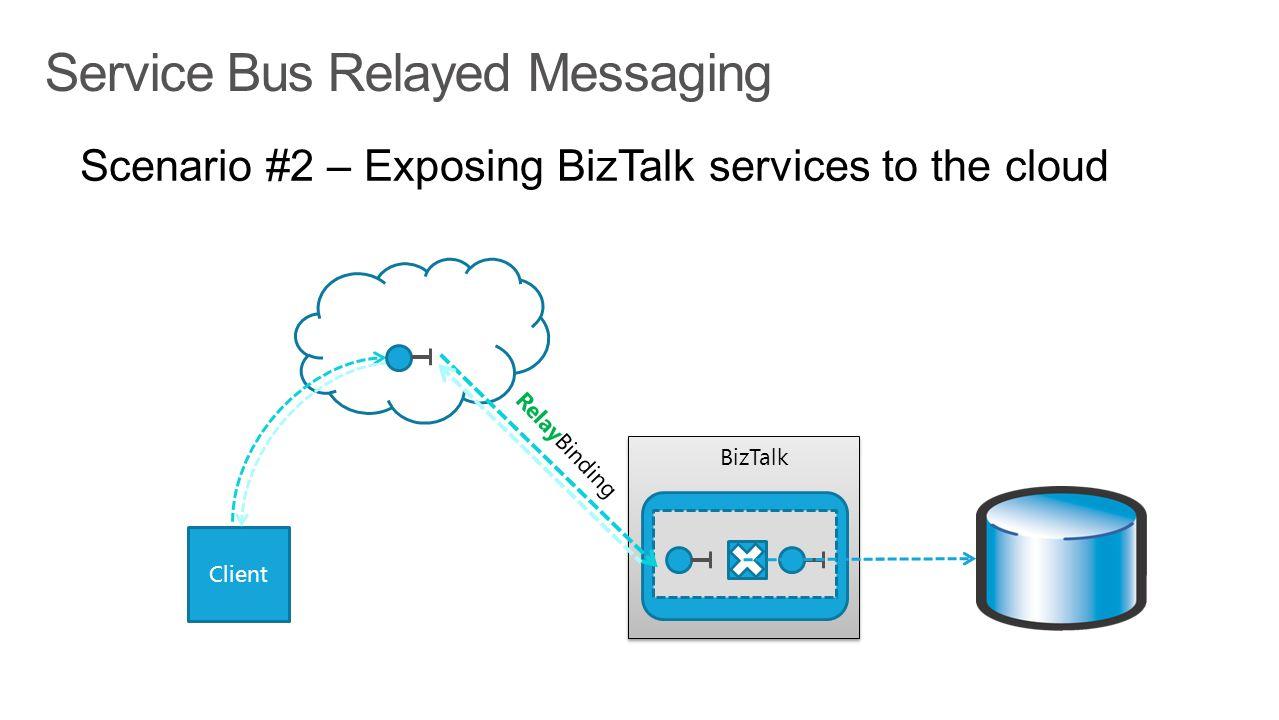 BizTalk Service Bus Relayed Messaging Client RelayBinding