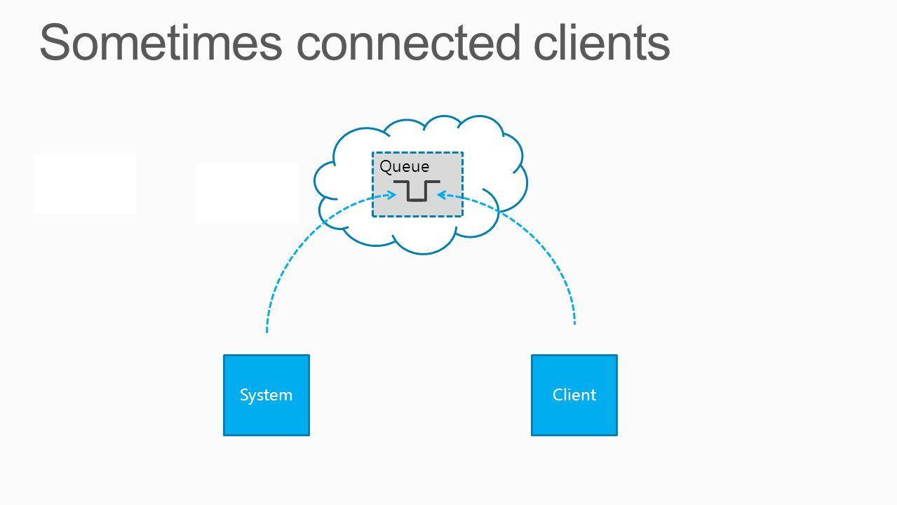System Queue Client