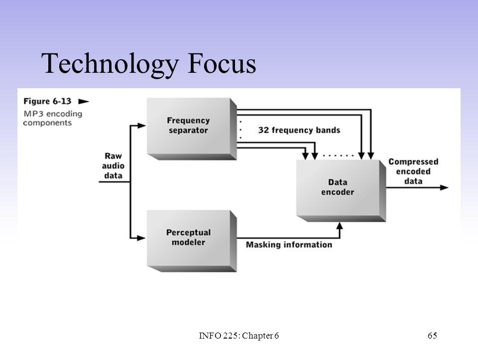 65 Technology Focus INFO 225: Chapter 6