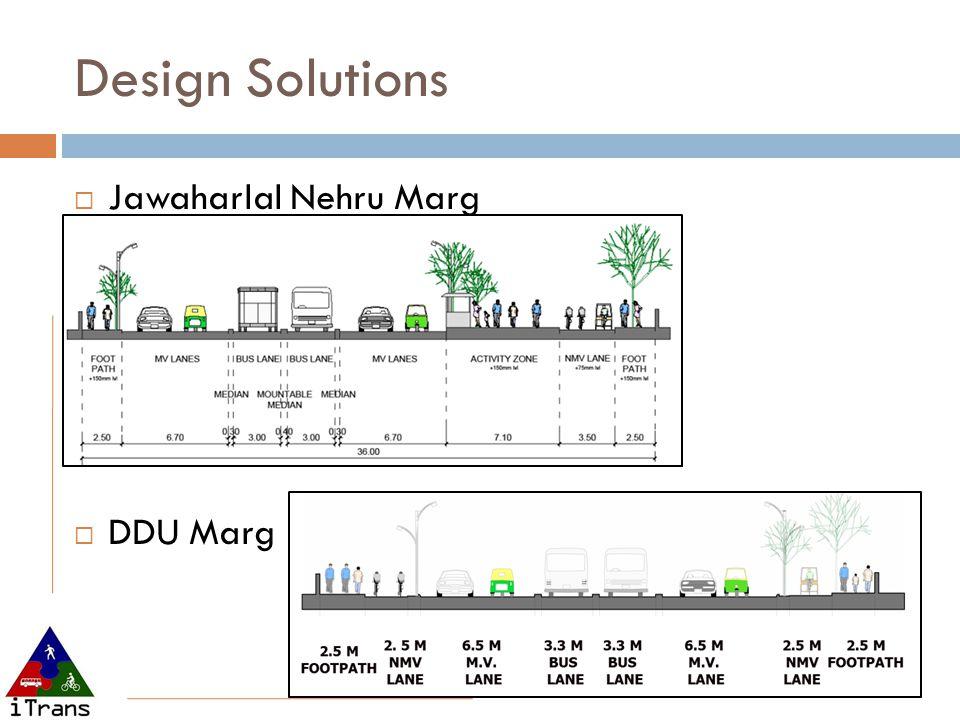Design Solutions Jawaharlal Nehru Marg DDU Marg