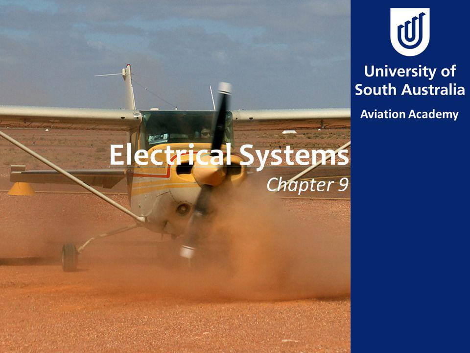 Electrical Systems Chapter 9