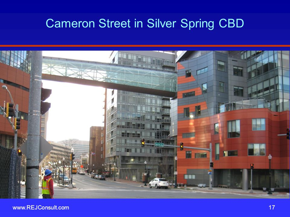 Cameron Street in Silver Spring CBD www.REJConsult.com17
