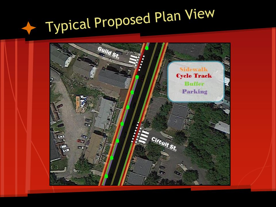 Typical Proposed Plan View