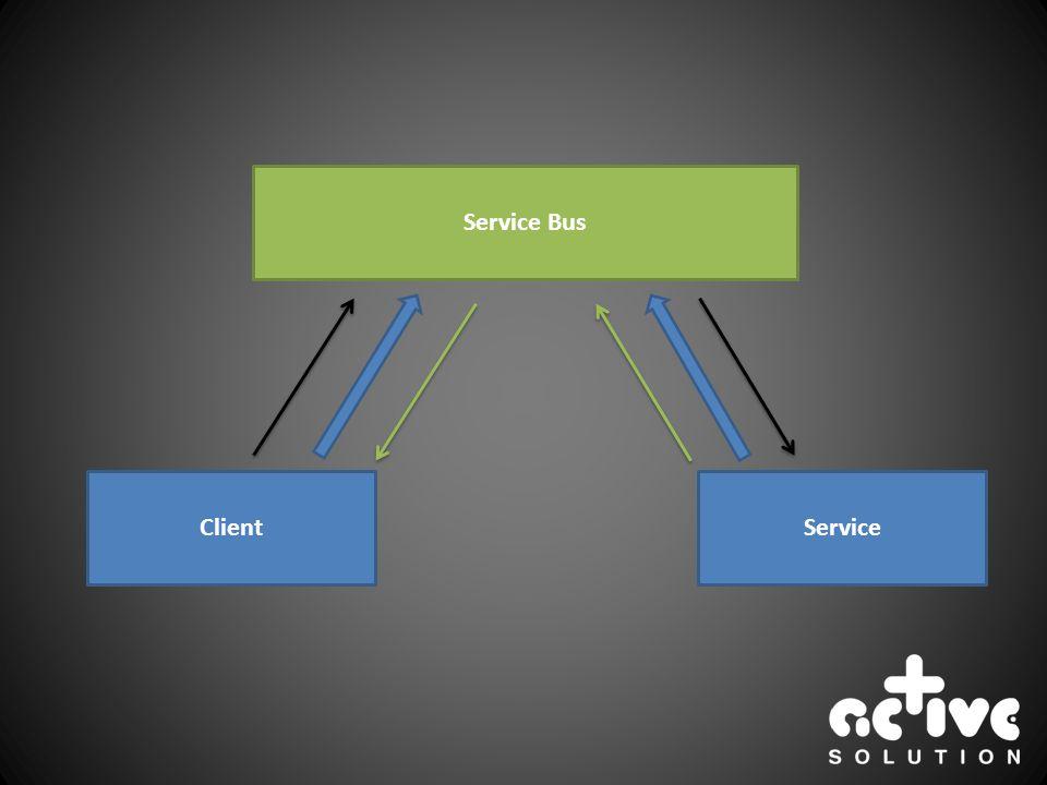 ClientServiceService Bus