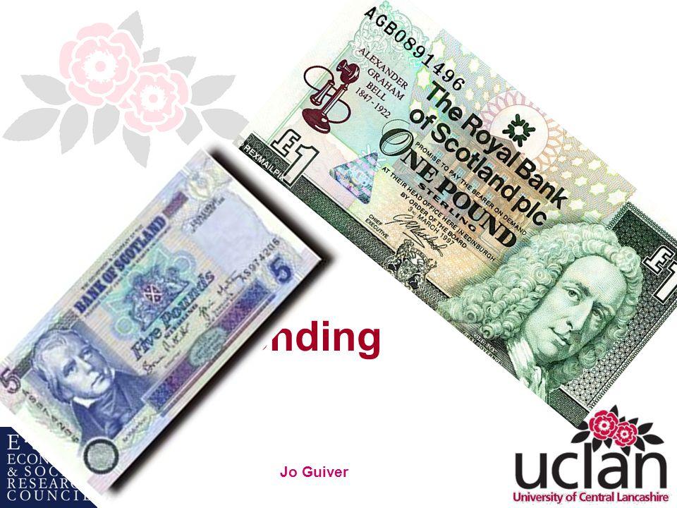 25 Jo Guiver Spending