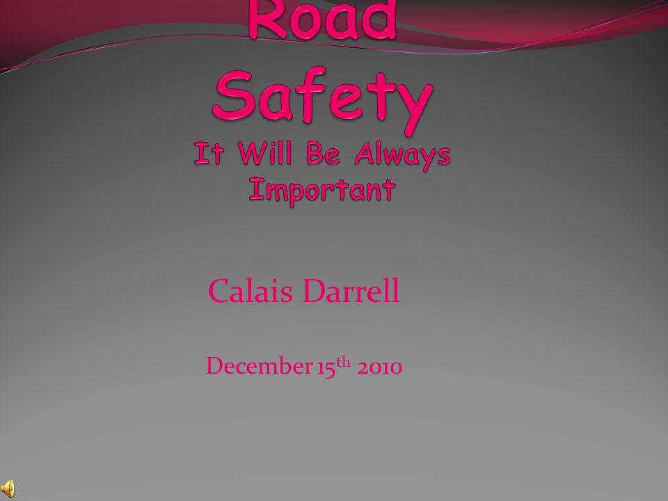 Calais Darrell December 15 th 2010