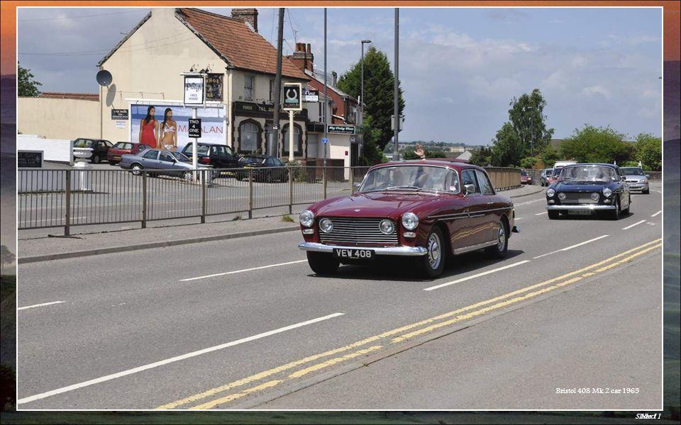 Slide 11Next Bristol 408 Mk 2 car 1965