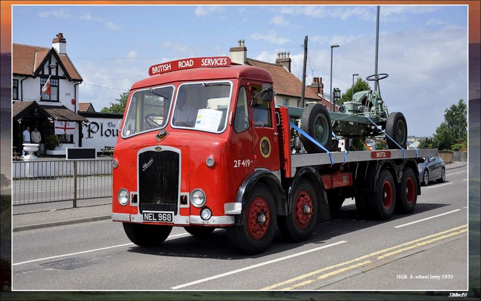 Slide 26Next HG6 8-wheel lorry 1953
