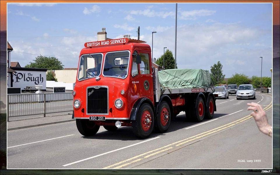 Slide 27Next HG6L lorry 1955