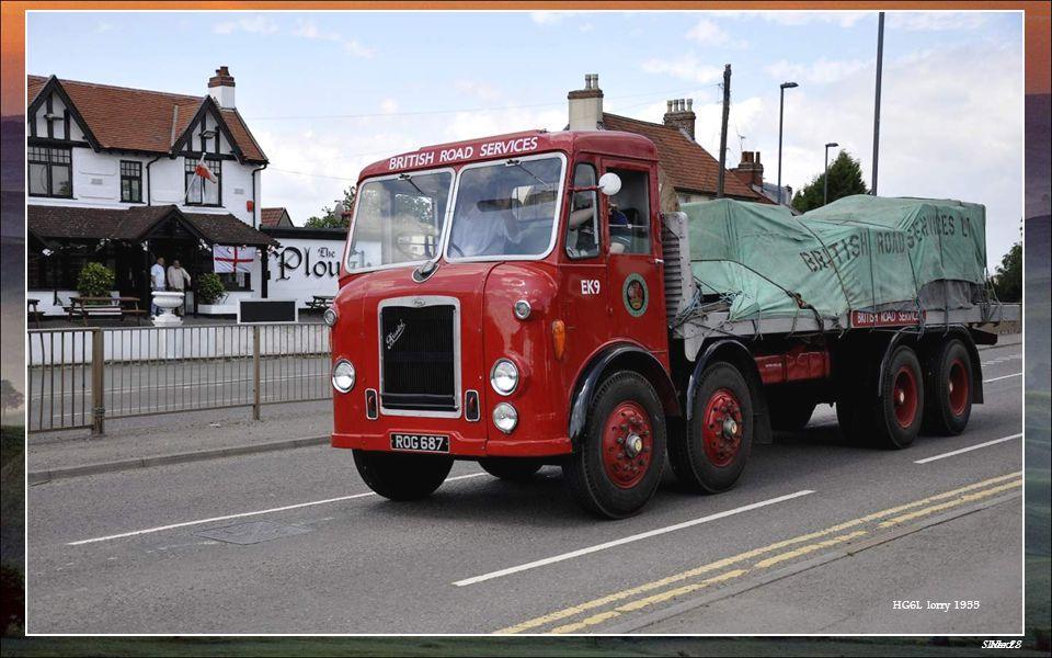 Slide 28Next HG6L lorry 1955