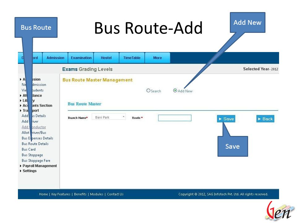 Bus Route Search View All Routes