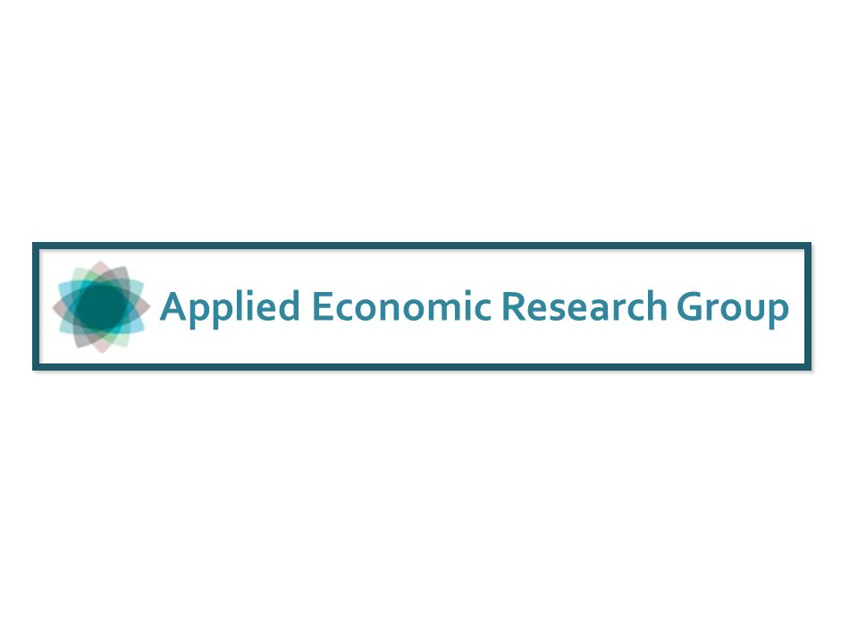 Applied Economic Research Group