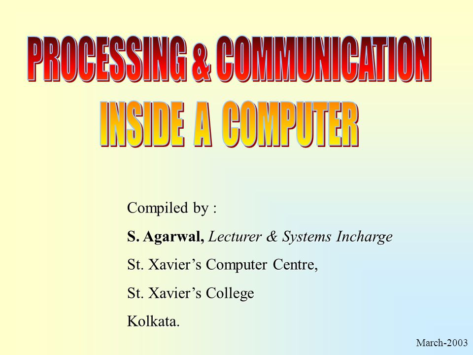 CPU Abbreviation of central processing unit, and pronounced as separate letters.