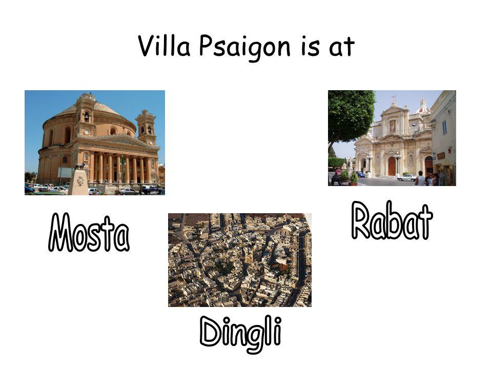Villa Psaigon is at