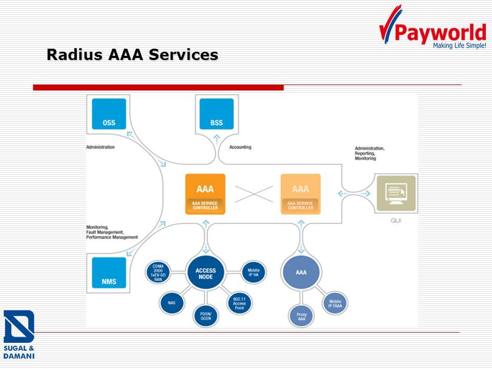 Radius AAA Services