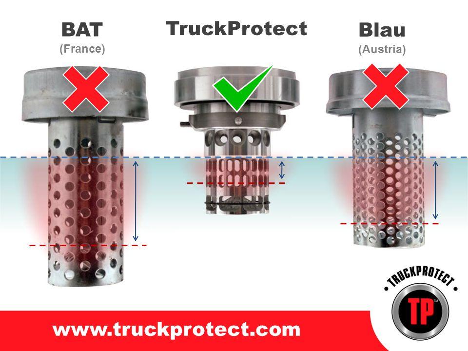 BAT (France) TruckProtect Blau (Austria) www.truckprotect.com