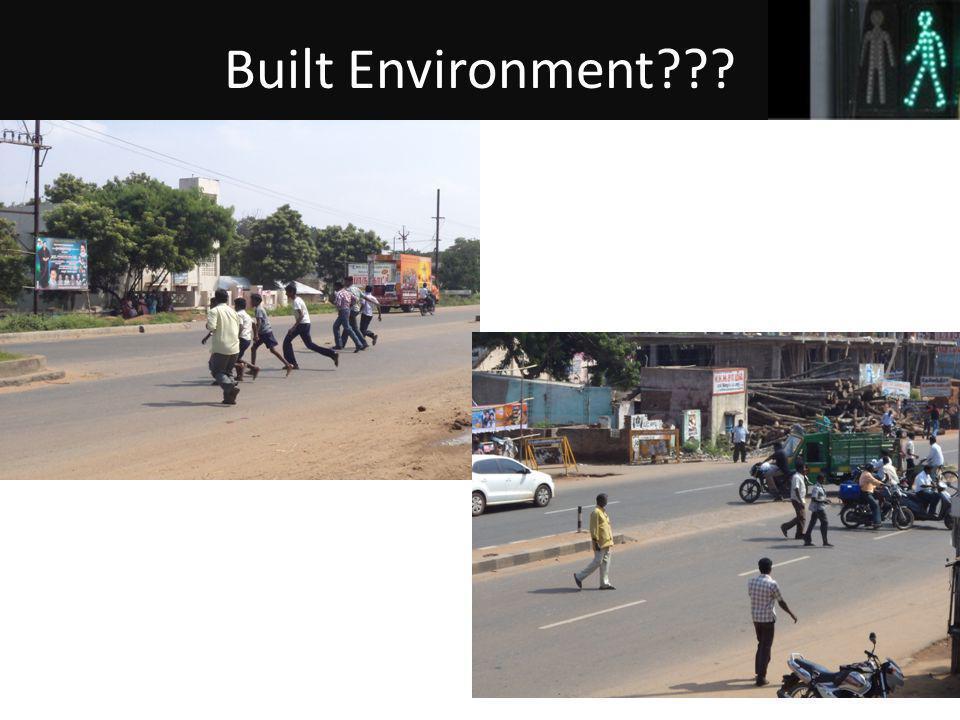Built Environment??? 30