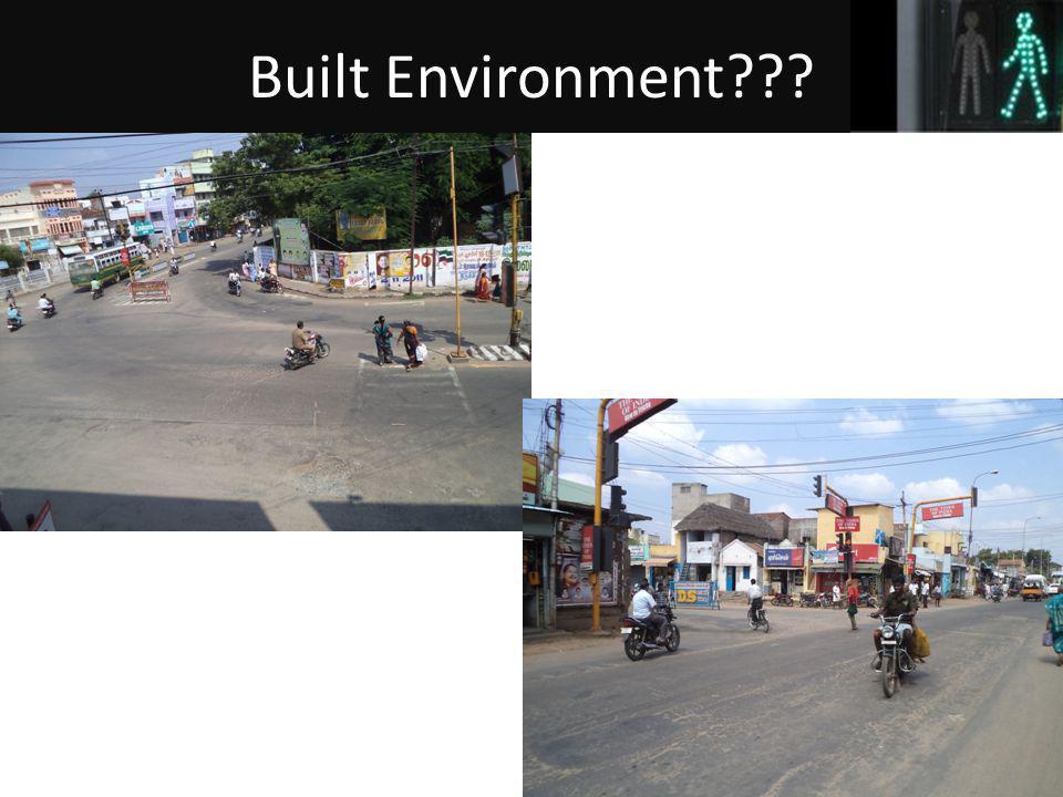 31 Built Environment???