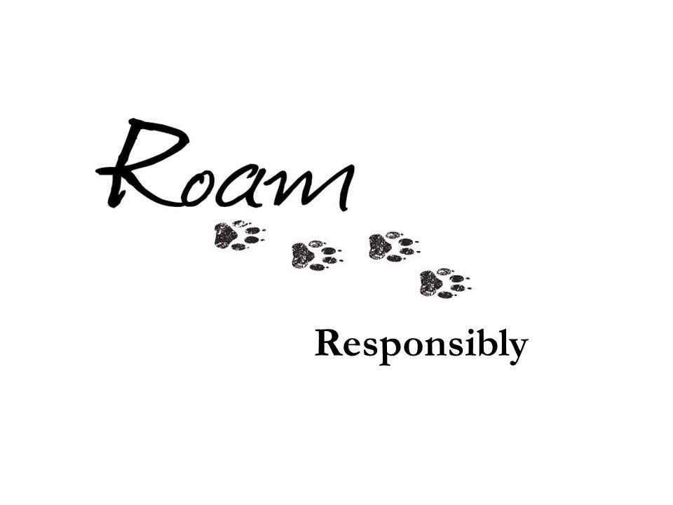 Responsibly