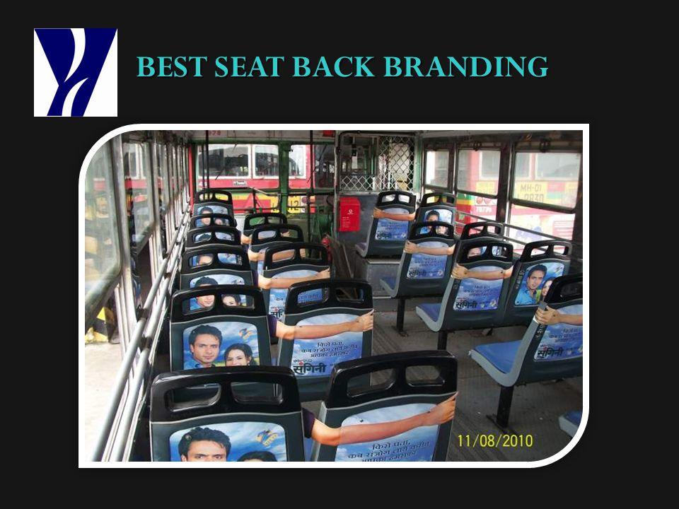 BEST SEAT BACK BRANDING