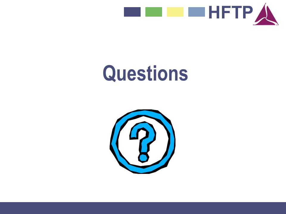 HFTP Questions