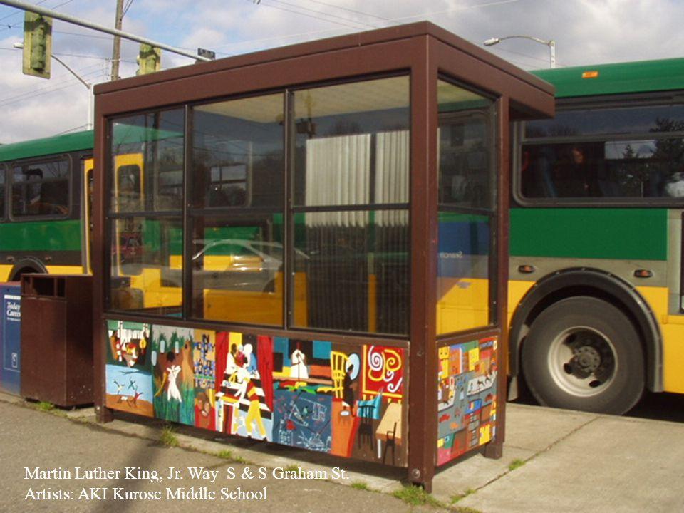 NE 8th St. & 106th Ave. NE Artists: Bellevue Christian School