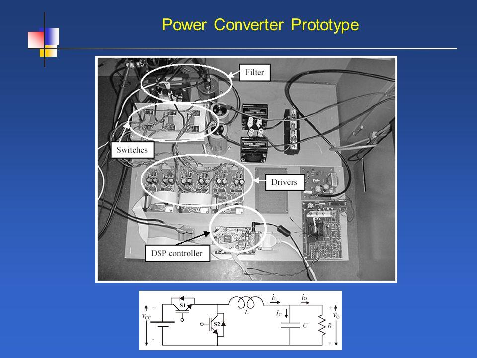 Power Converter Prototype