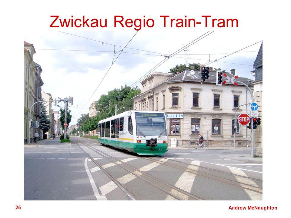 Andrew McNaughton 25 Zwickau Regio Train-Tram