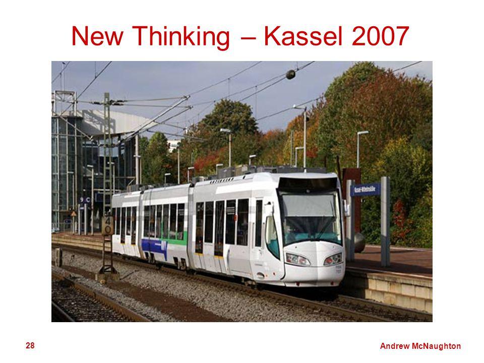 Andrew McNaughton 28 New Thinking – Kassel 2007