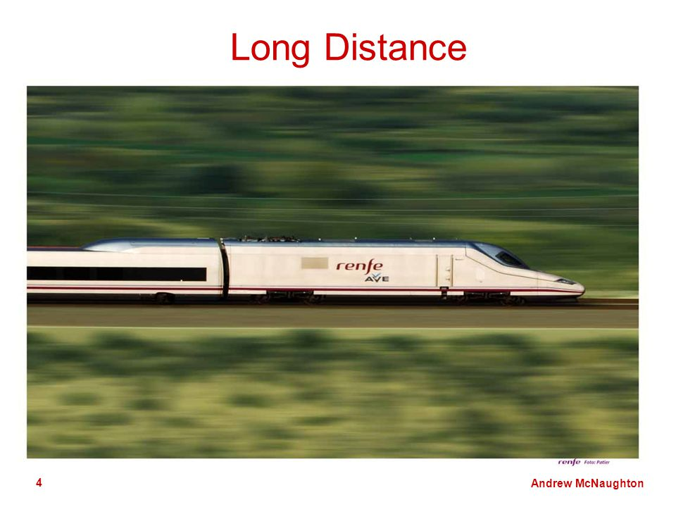 Andrew McNaughton 4 Long Distance