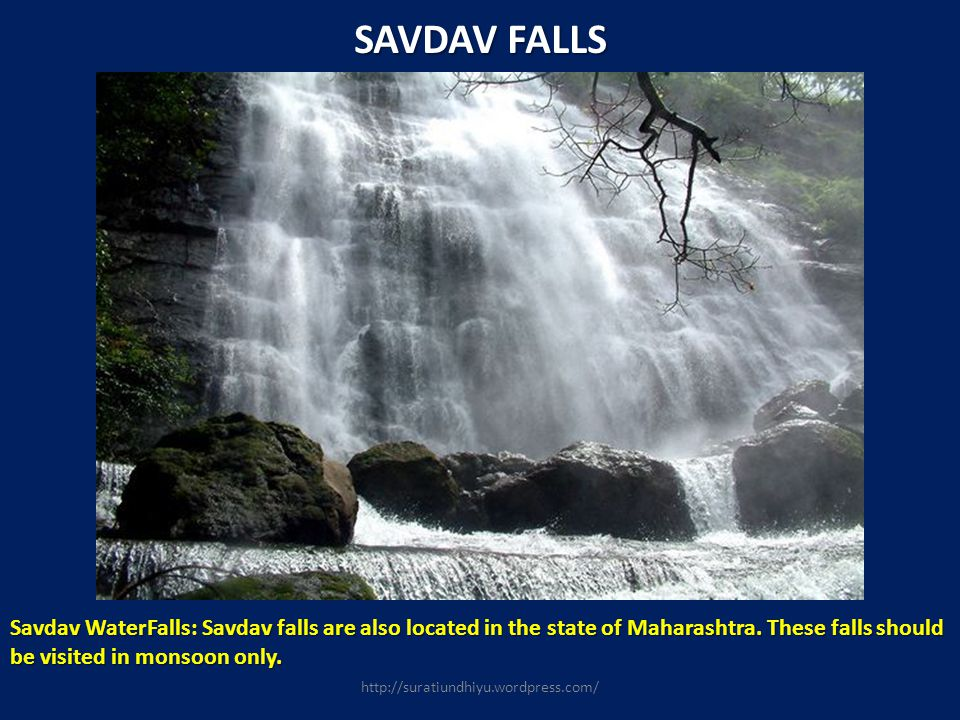 JOG FALLS-KARNATAKA Jog Falls is one of the most remarkable falls in India.