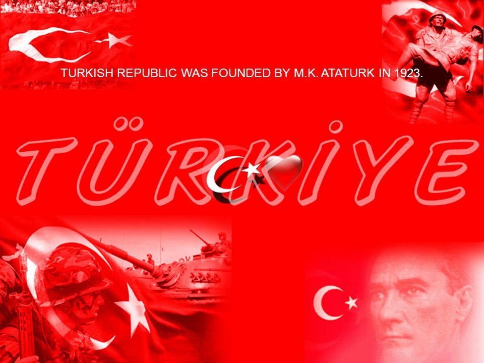 Turkey ıs one of the most crowded twenty countırıes of the world wıth the populatıon of 75,4 mıllıon.