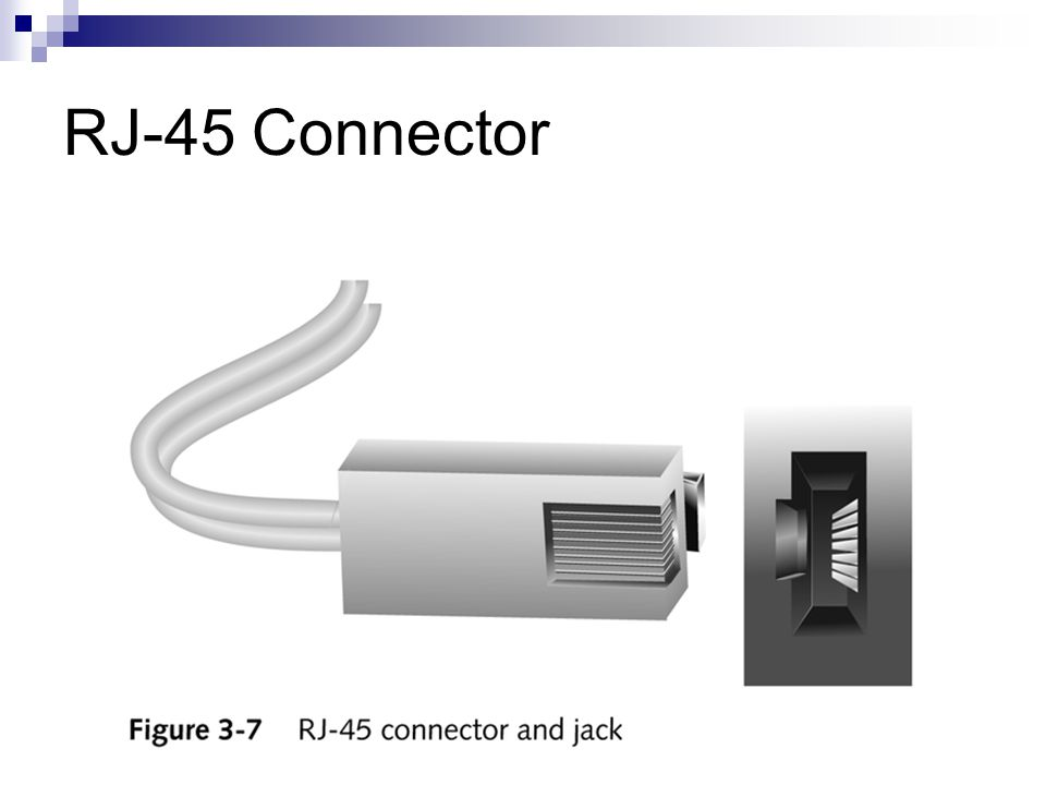 RJ-45 Connector