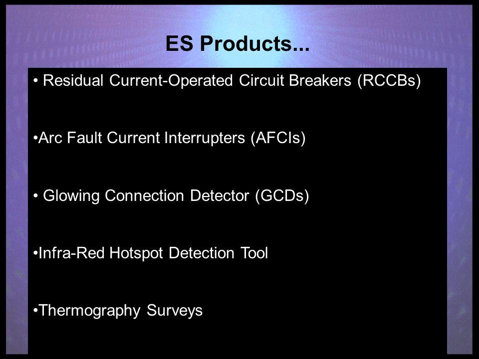 ES Products...