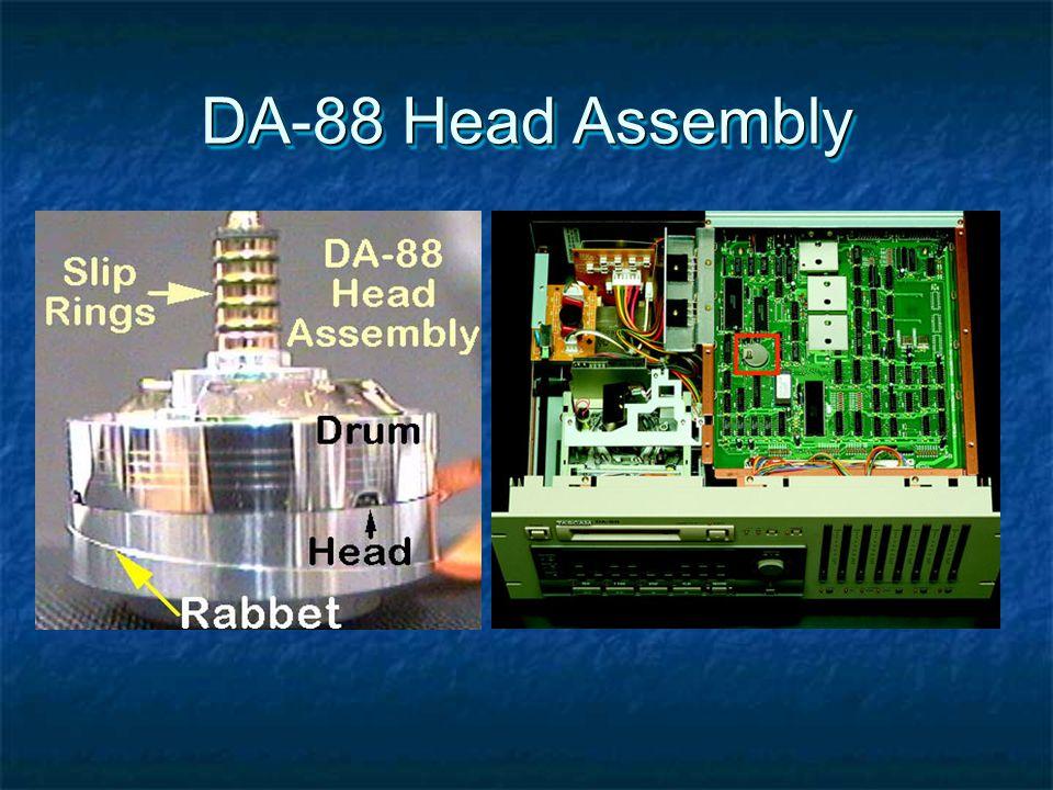 DA-88 Head Assembly