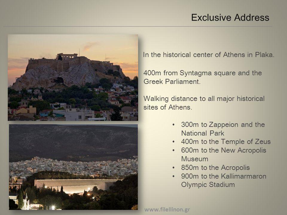 The Location: Plaka www.filellinon.gr