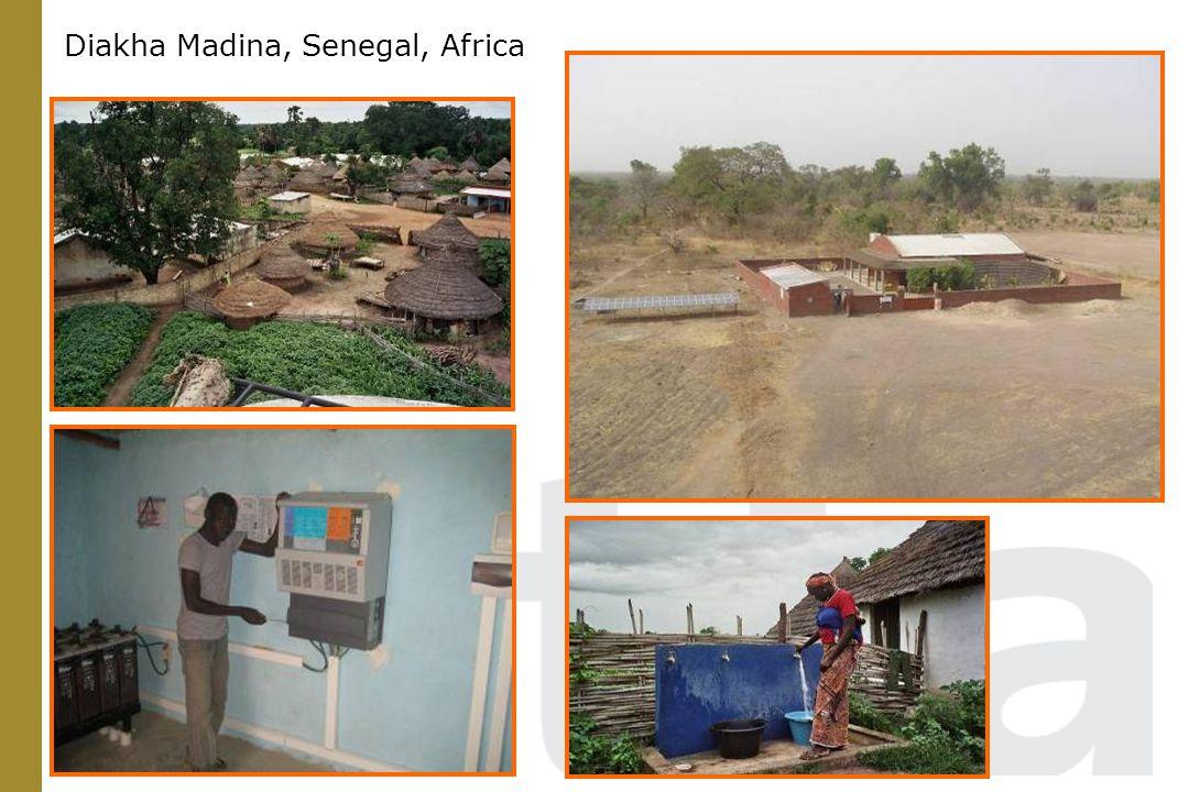 Diakha Madina, Senegal, Africa