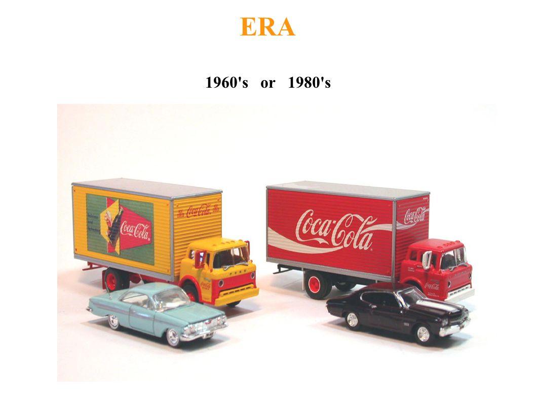 ERA 1960's or 1980's