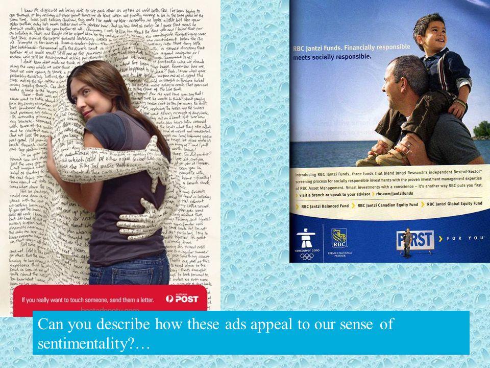 Some ads affect positive societal change.