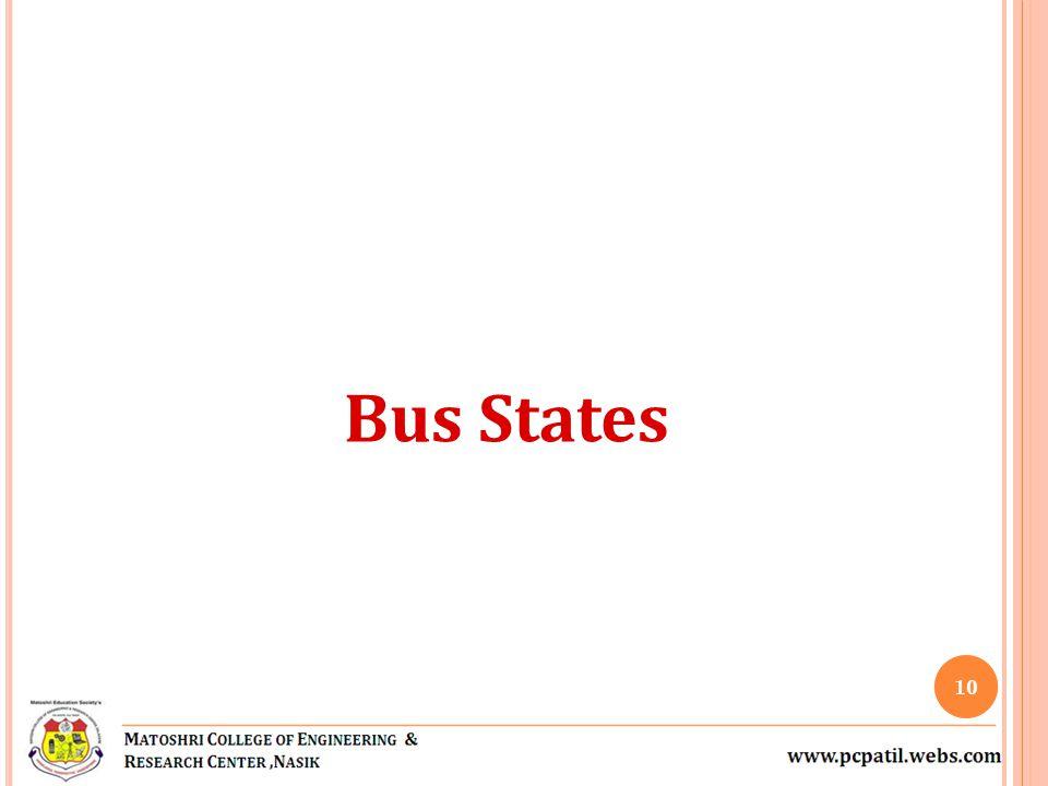 Bus States 10