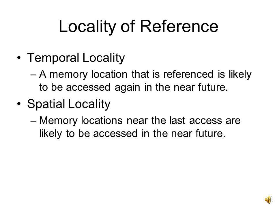 Memory Hierarchy Caching Virtual Memory