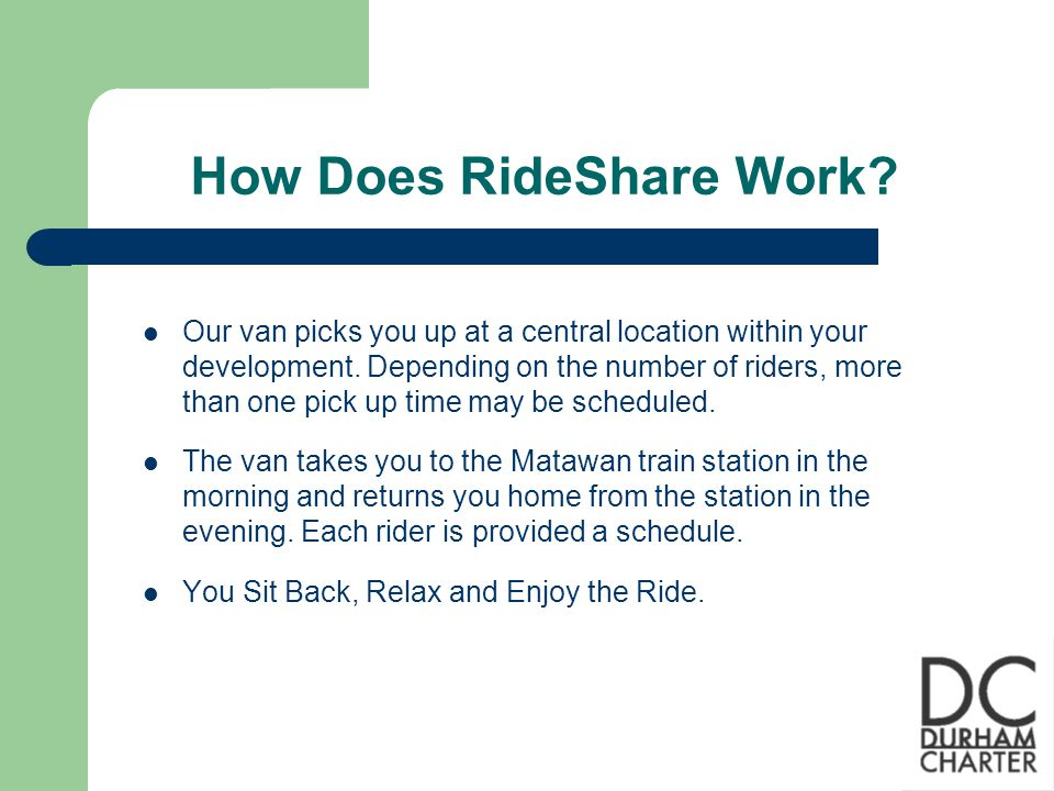 How Do I Join RideShare.