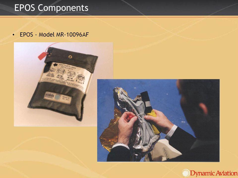EPOS - Model MR-10096AF EPOS Components